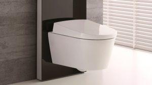 wc lavant aquaclean sela ambiance - azzi carrelage