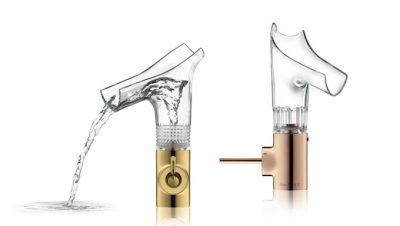 collections salle de bains design starck axor starck-V - azzi carrelage