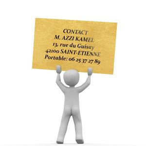 Contacter un spécialiste de revêtements de sols - Azzi Kamel