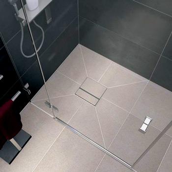 les salles de bains clés en mains - azzi carrelage