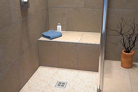 salle de bains clef en main - azzi carrelage